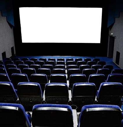 Nadie en el cine de imagen material-5