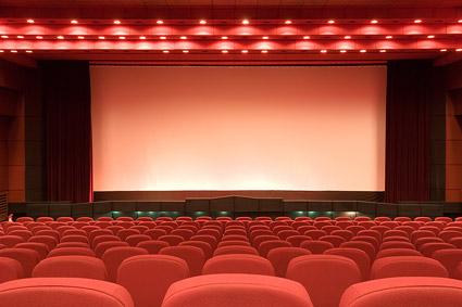Nadie en el cine de imagen material-1