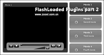 FlashLoaded brilhantes componentes flash com o fla fonte arquivo-part2