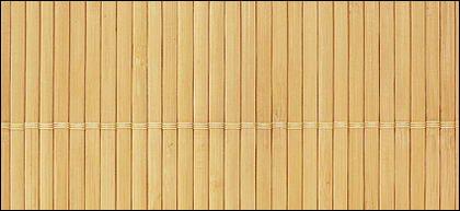 Arrière-plan de bambou du matériel photo