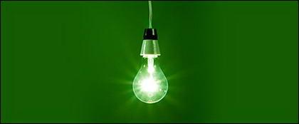 Le matériel d'image ampoule