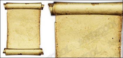 Imagen nostálgica de papel material-1