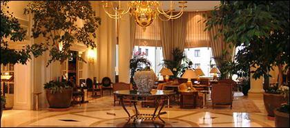 โรงแรมสวยล็อบบี้ภาพวัสดุ-1