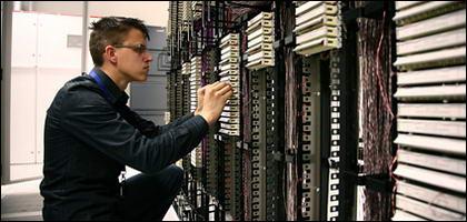 Centro de datos de imagen material-7