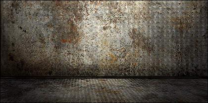 พื้นหลังของโลหะวอลล์เปเปอร์รูปภาพวัสดุ