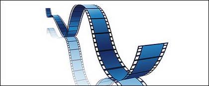 Matériel de film dynamique de vecteur