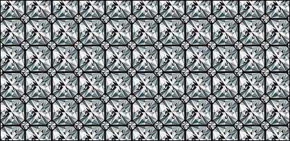 Documentation de tuiles de diamant vecteur
