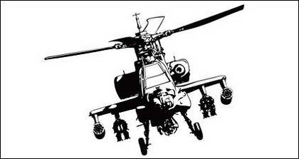 Les hélicoptères Apache vecteur matériel