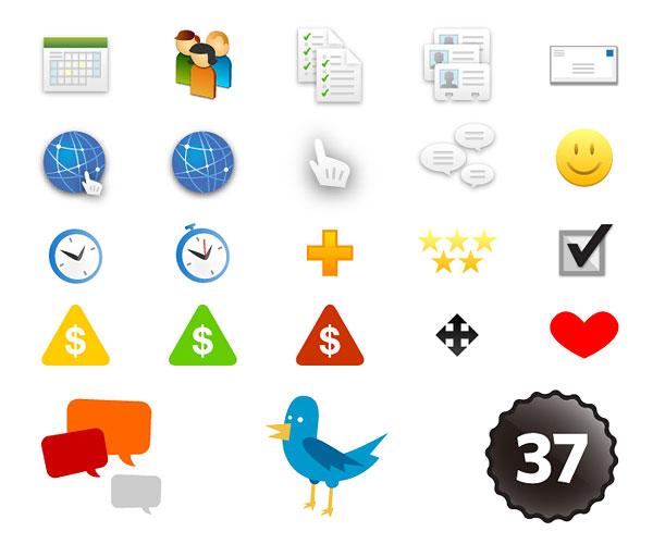 Web Design e decoração vector ícone