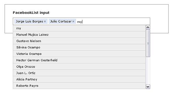 Cuadro de texto múltiple basado en JQuery (JS + CSS)