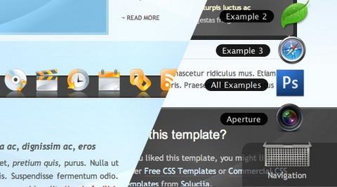Sistema, versão melhorada do menu clássico