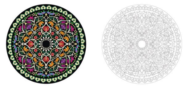 원형 패턴