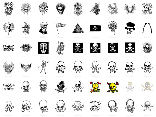 頭蓋骨、t シャツのデザインは、スケルトン (54��)