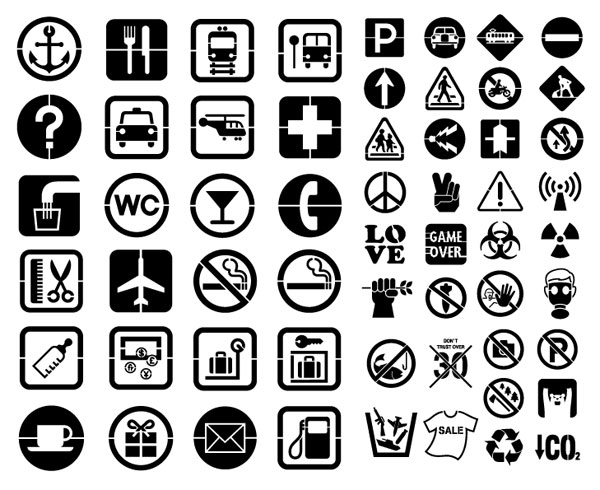 단말기, 레스토랑, 버스 정류장, 택시, 공항, 환경 보호, 벡터 그래픽