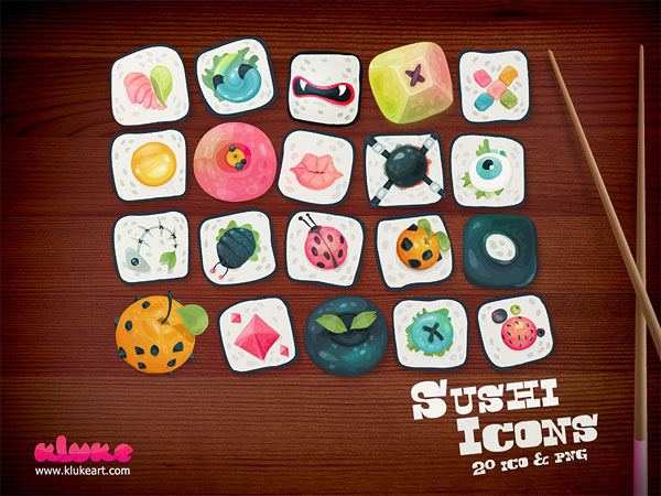 Symbol-Sushi