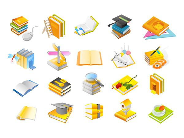 Souris, Dr cap, crayons, stylos, CD-ROM, définissez libellule carré