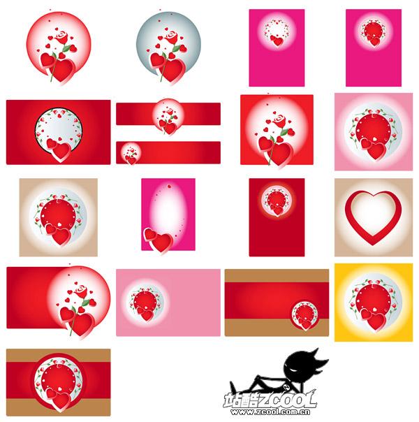 Valentine simple