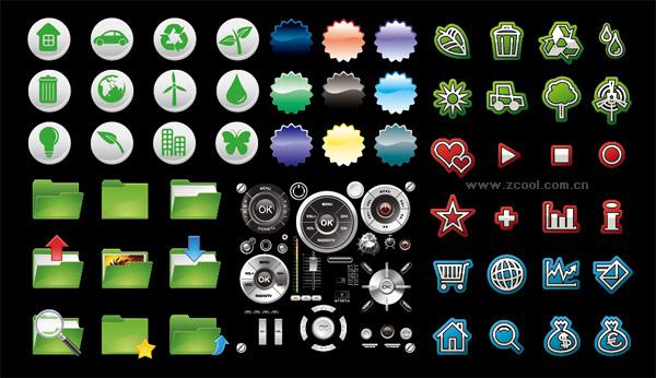 vector icono