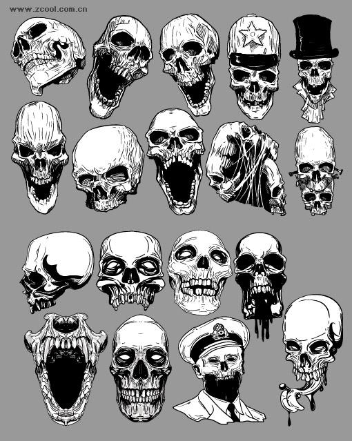 Тенденция череп -2