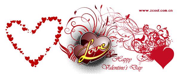 아름 다운 발렌타인