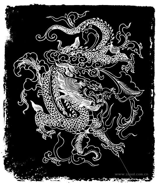 中国語のドラゴン