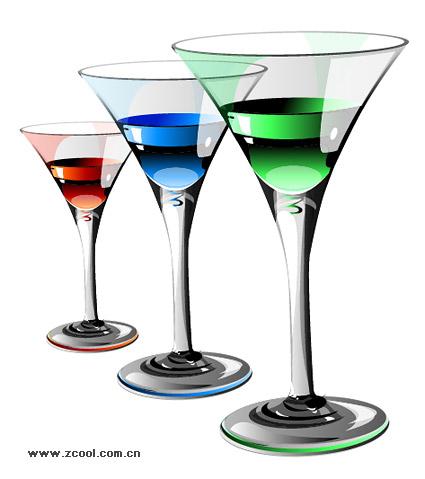 ガラス サブベクトル素材