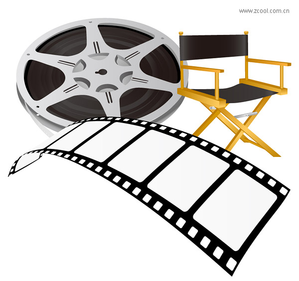 फिल्म तत्व वेक्टर सामग्री