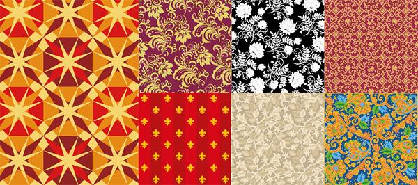Vektor Hintergrund Muster nützliches material