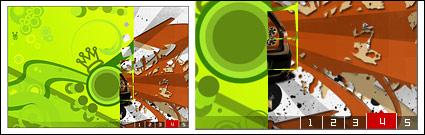 Foco imagen flash ad código
