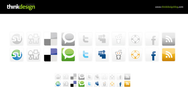 Icono - web2.0 web material de vectores el icono del logotipo de renombre mundial.