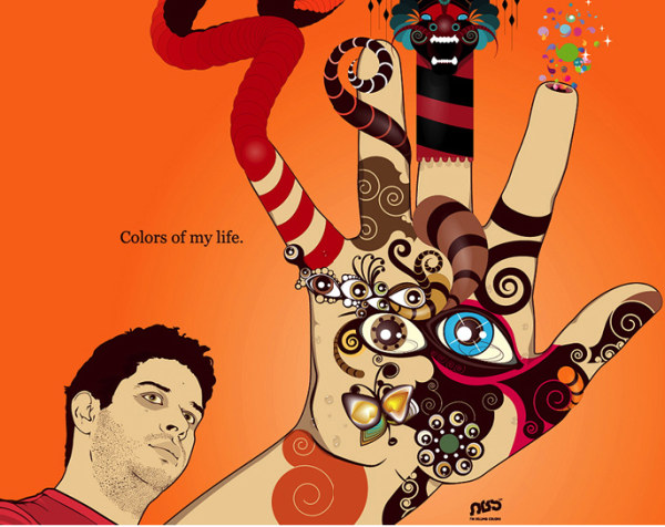 Brasil copiar obras del diseñador visual