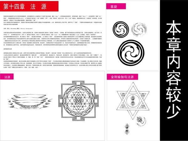 불교 기호, 개체 다이어그램