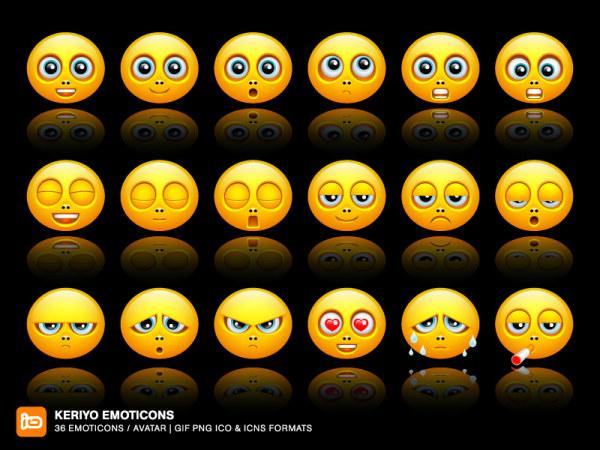 Милые лица png икона