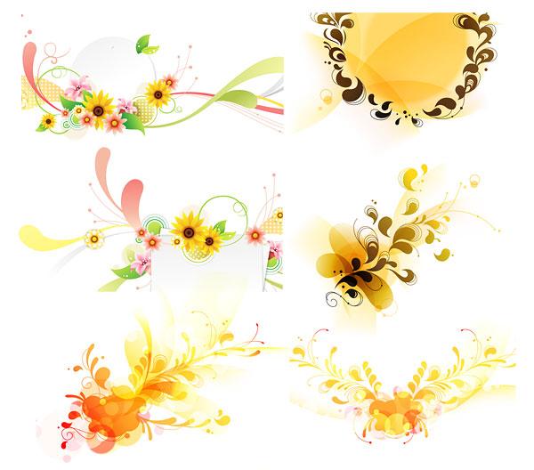 Vector de Crisantemo sueño salvaje