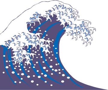 波ベクトル材料