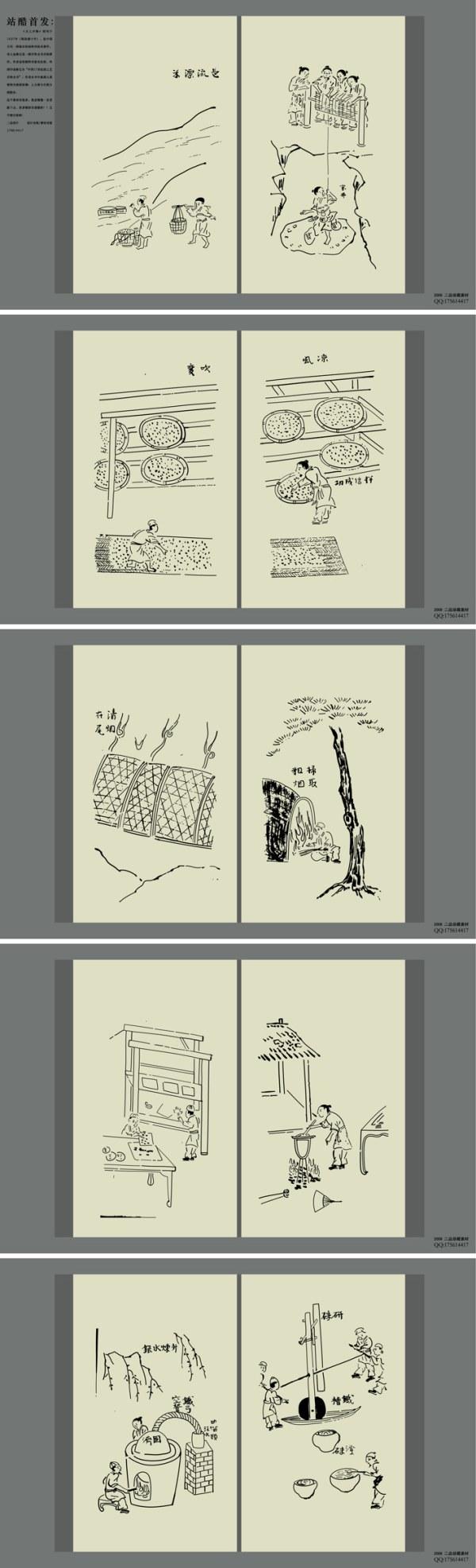 Небесный творений коллекция векторных материал (14)