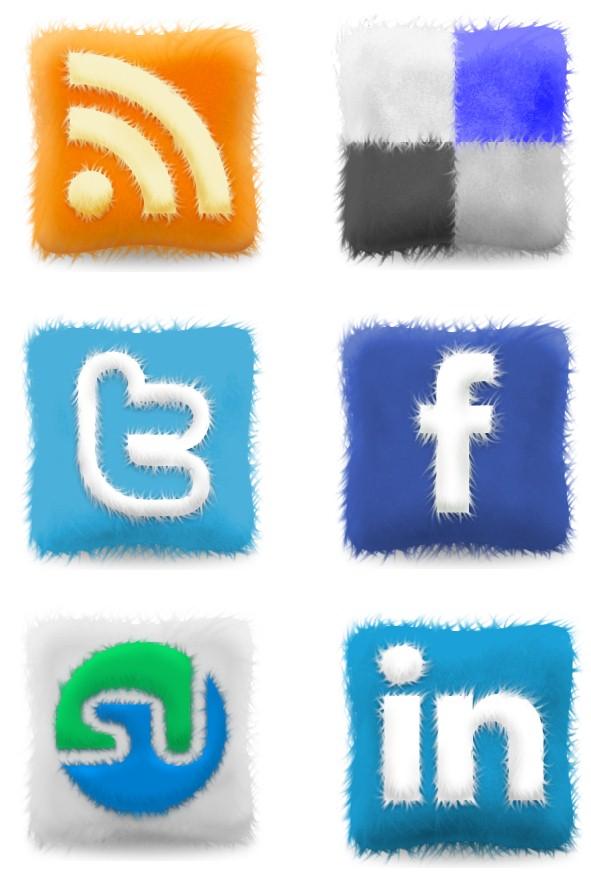 icono de png de felpa cojín de Web 2.0
