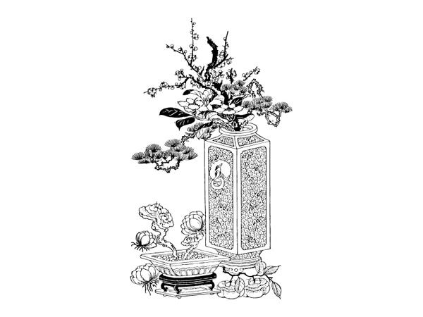 ベクトル花瓶ポット