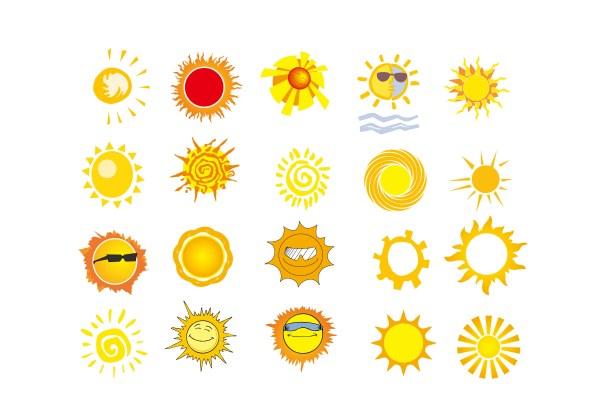 Vecteur de Sun