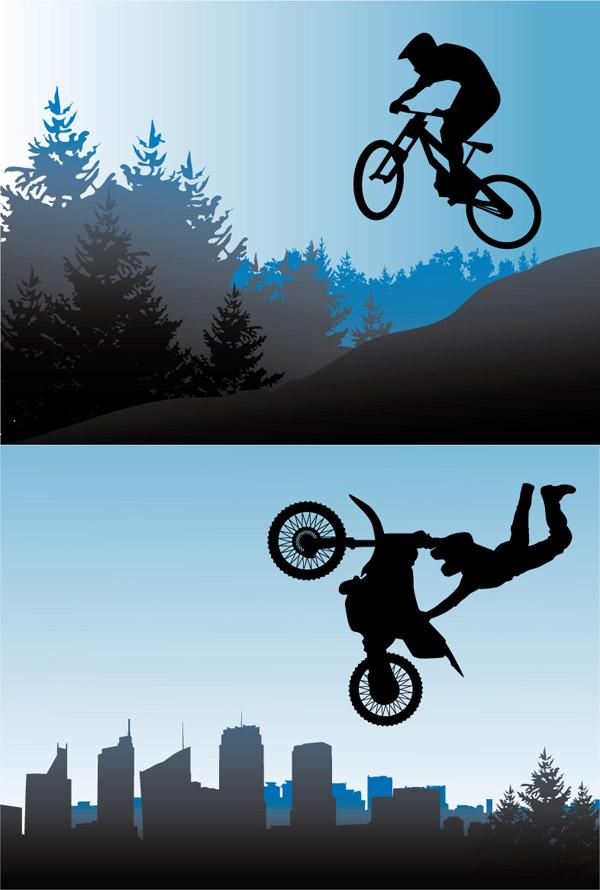 กีฬาจักรยานและรถจักรยานยนต์