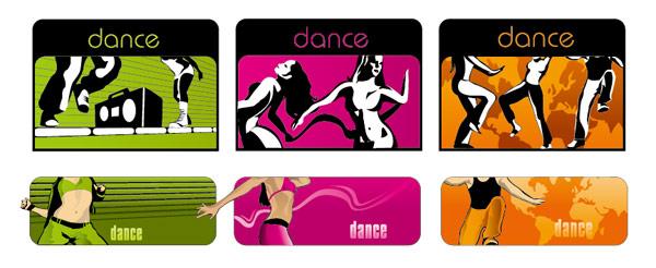 ベクトルをダンスします。
