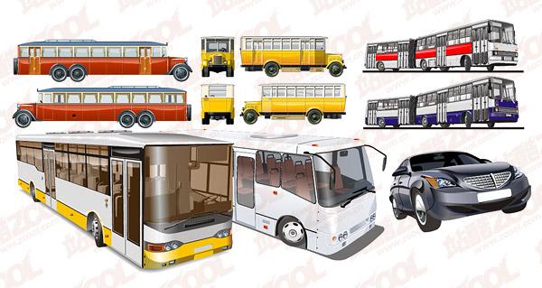 バスのベクトル