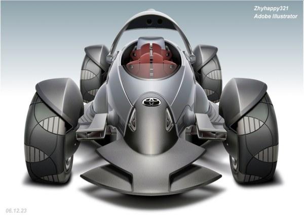 Masa depan otomotif