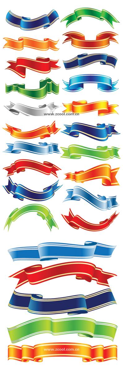 Riband شعار مكافحة ناقلات الرمز