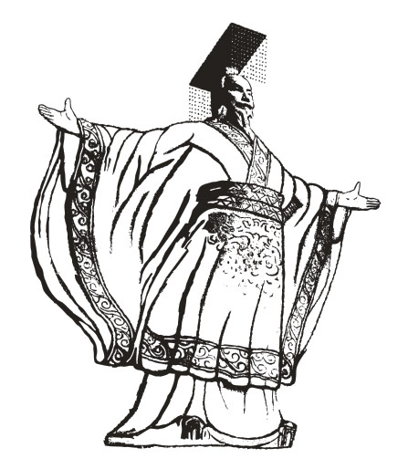 الرسومات الخطية إمبراطور مكافحة ناقلات المواد