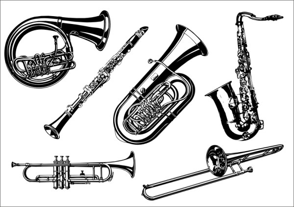 Clase de instrumento material de vector (1)