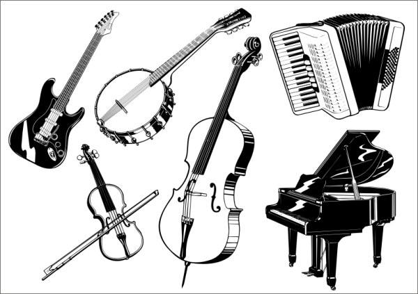 音楽カテゴリ ベクトル材料 (2)