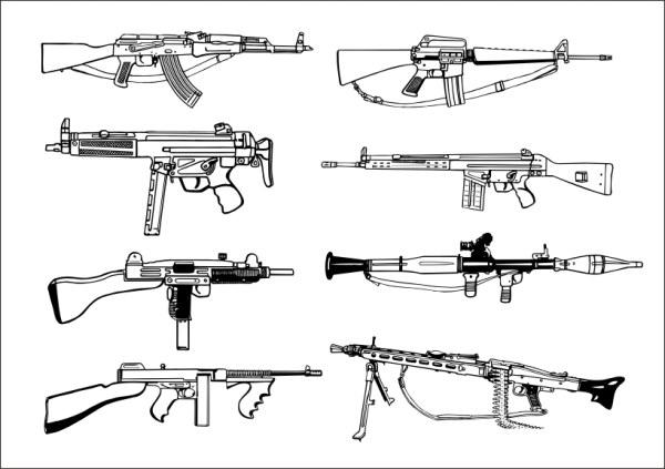 Vector arms