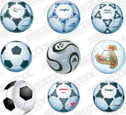 วัสดุ Professional ฟุตบอลเวกเตอร์