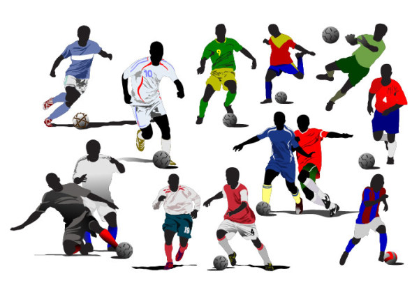 サッカー ベクトル